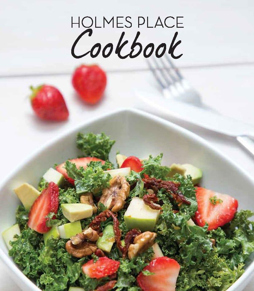 Υγιεινές συνταγές στο Cookbook του Holmes Place