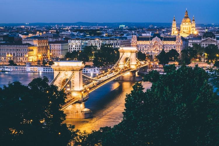 Πρωτοχρονιά στη Βουδαπέστη
