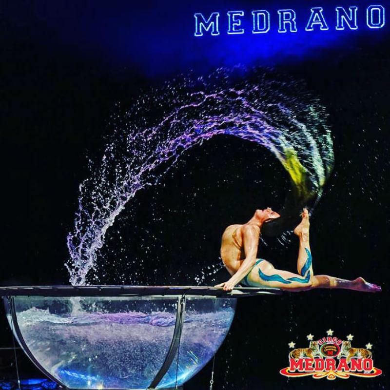 Οι τυχεροί που θα παρακολουθήσουν την Τετάρτη (12/02) το Circo Medrano
