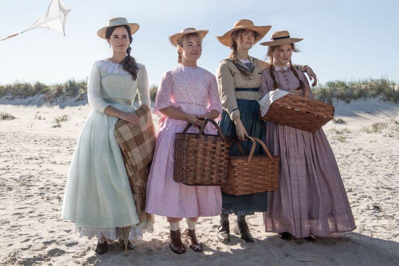 «Οι μικρές κυρίες» βγήκαν στις κινηματογραφικές αίθουσες